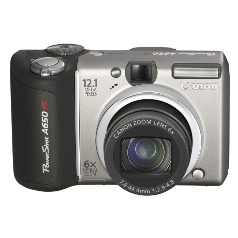 Canon POWERSHOT A650 IS