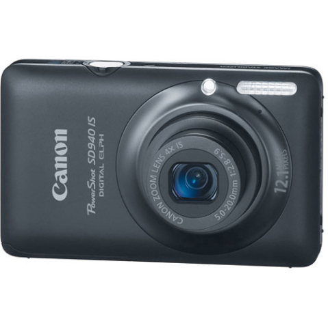 Canon POWERSHOT SD940 IS