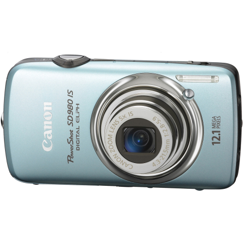 Canon POWERSHOT SD980 IS