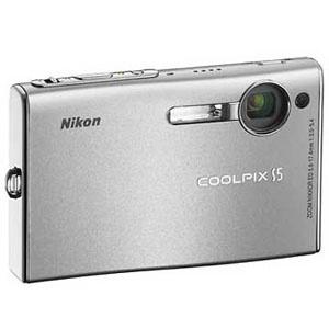 Nikon COOLPIX S5