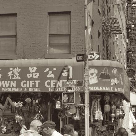 chinatown, nyc, Nikon COOLPIX L24