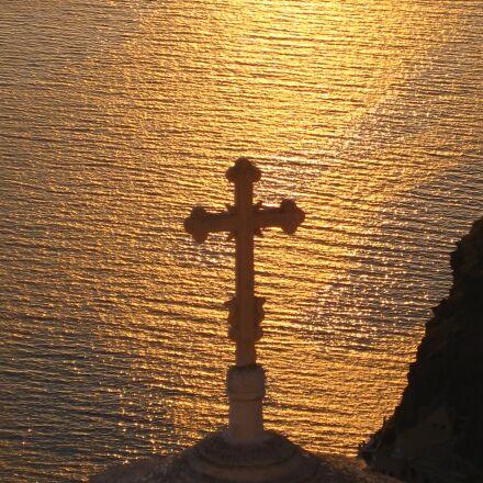 santorini, sunset, mood, Canon DIGITAL IXUS 85 IS