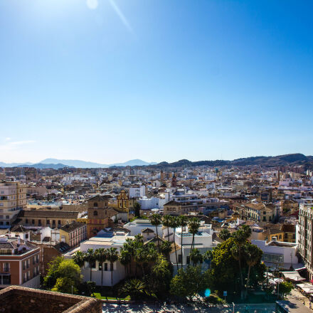 malaga, spain, sun, travel, Canon EOS 550D