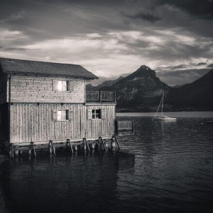 salzkammergut, austria, lake wolfgang, Panasonic DMC-GF2