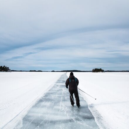 skating, winter, ice, Canon EOS 70D