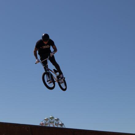 bmx, bicycle, bike, Canon EOS M50