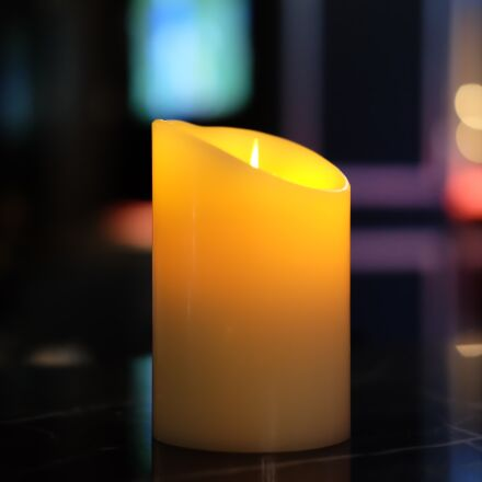 light, candle, night, Fujifilm X-T10