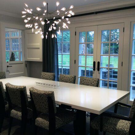 dining room, interior design, Apple iPad Air