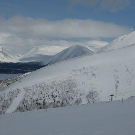 mountains, kirovsk, may, Panasonic DMC-FT5