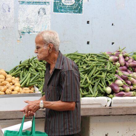 vegetables, alley, singapore, Canon EOS 700D