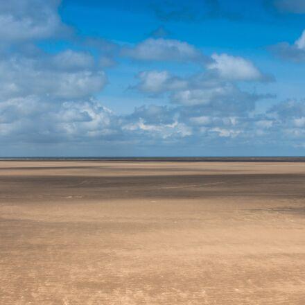 southport, beach, pier, Canon EOS 500D