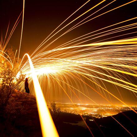 dark, lights, night, Canon EOS 6D