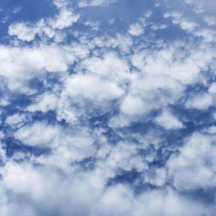 clouds, air, sky, Canon EOS 40D
