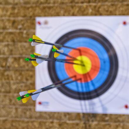 arrows, arrow, arch, Canon EOS 5D MARK II