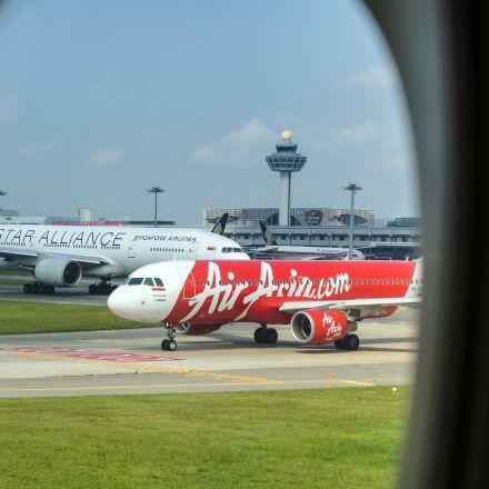singapore changi airport, singapore, Sony SLT-A33