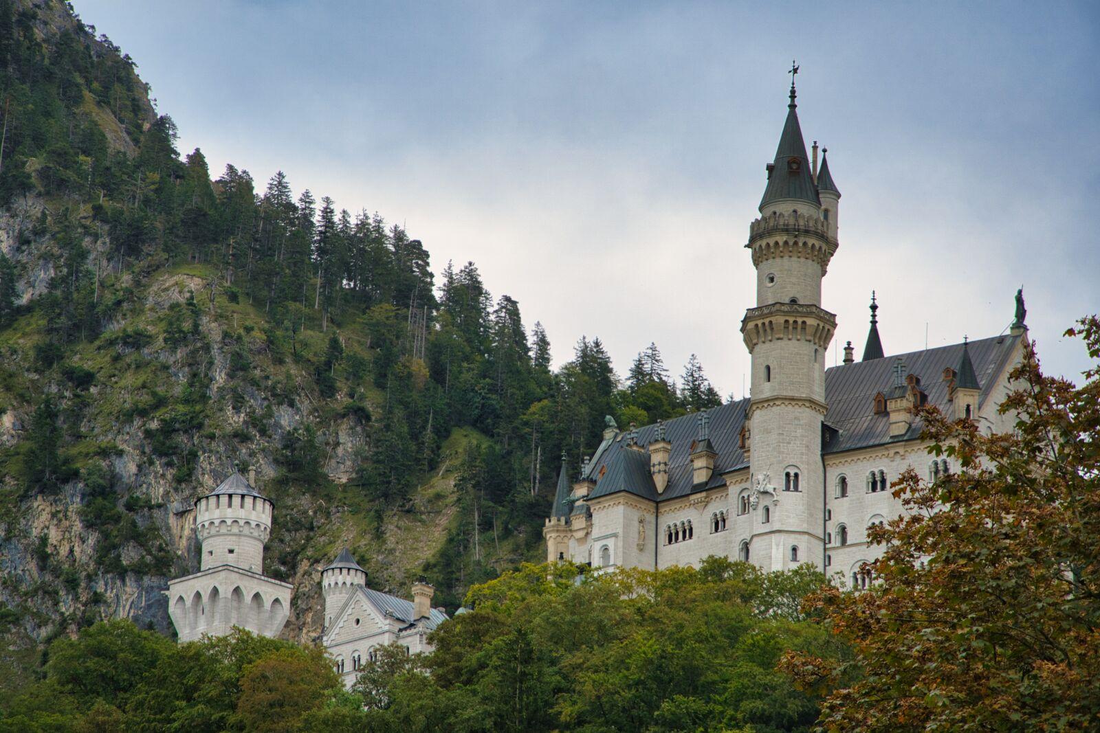 "Sony a6400 sample photo. ""Architecture, castle, landmark"" photography"