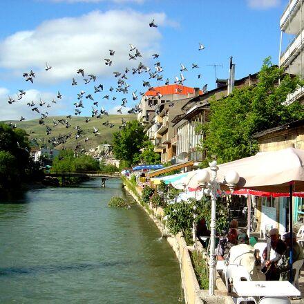 turkey, bayburt, river, Sony DSC-P10