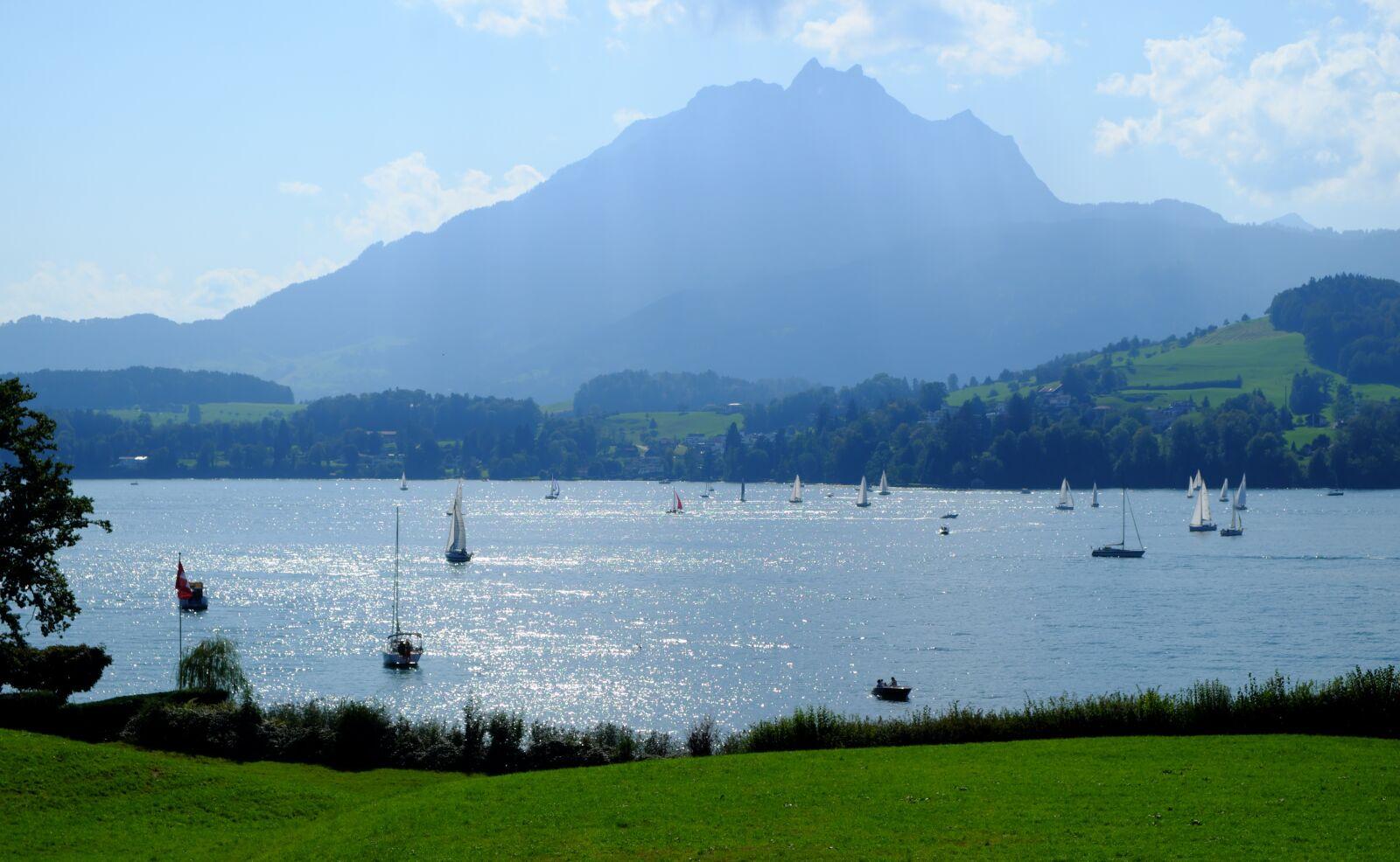 "Fujifilm X-E1 sample photo. ""Pilatus, switzerland, mountain"" photography"