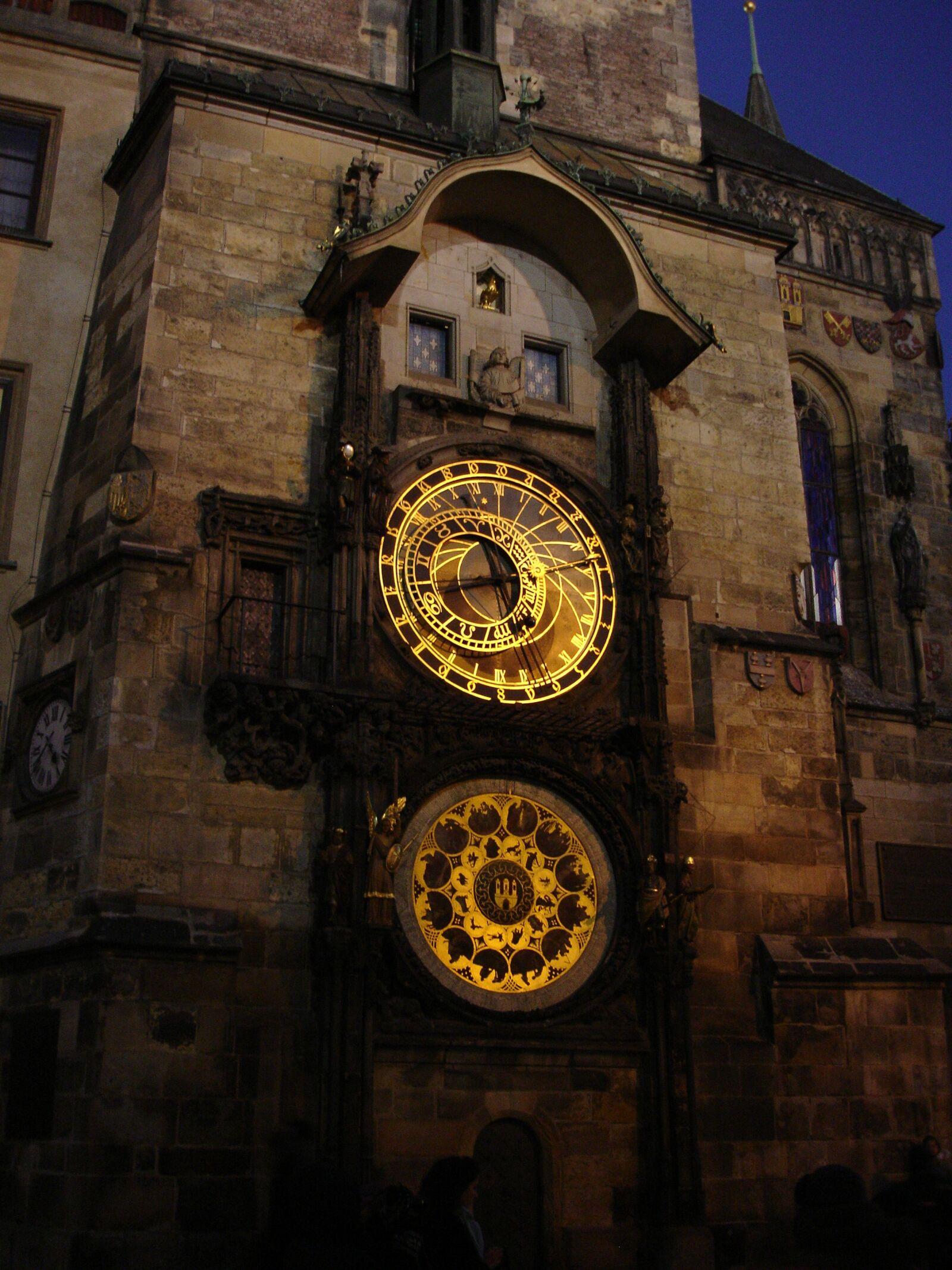 prague, the astronomical clock