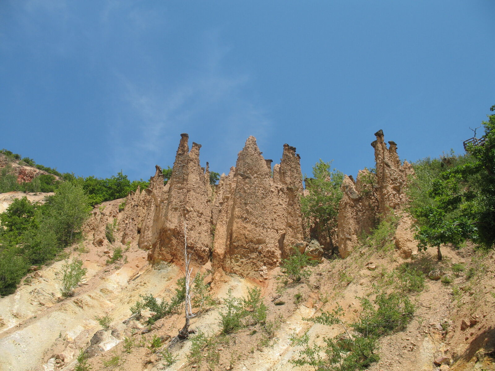 """Canon POWERSHOT A620 sample photo. """"Devil, s, town, serbia"""" photography"""