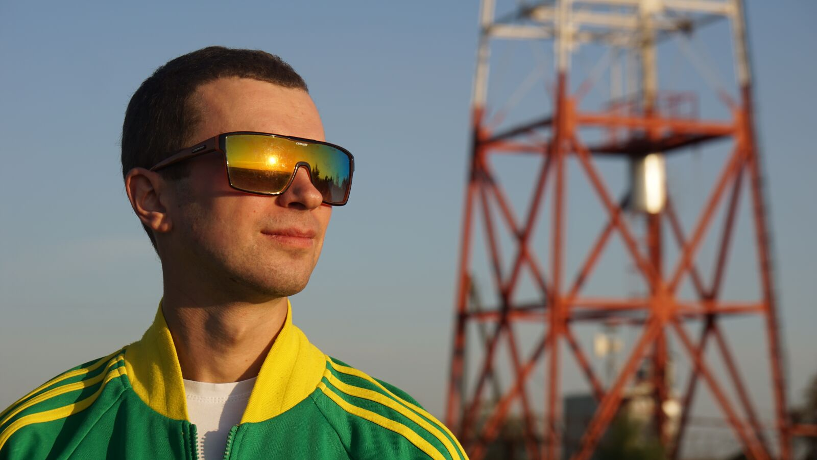 "Sony a6000 sample photo. ""Man, guy, glasses"" photography"