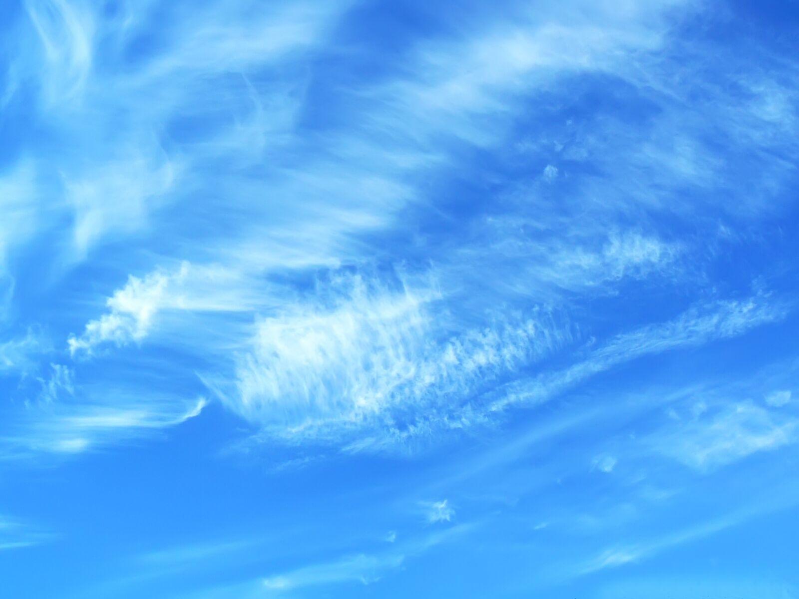 "Panasonic DMC-FZ7 sample photo. ""Sky, clouds, blue"" photography"