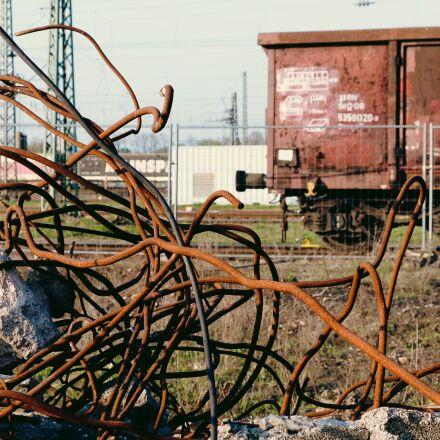 wagon, train, compartment, Fujifilm X-E1