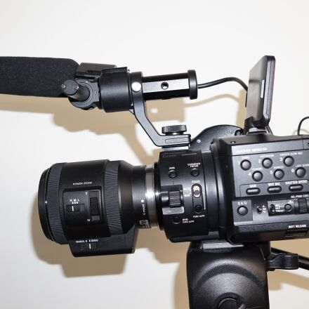 video camera, sony, fs100, Sony ILCE-6000