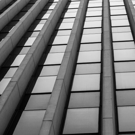 business, architecture, steel, Panasonic DMC-GF2