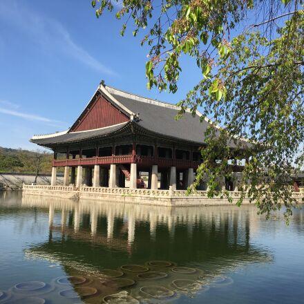 gyeongbok palace, republic of, Apple iPhone 6s