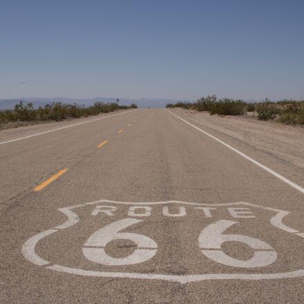 route 66, road, 66, Canon EOS REBEL T6I