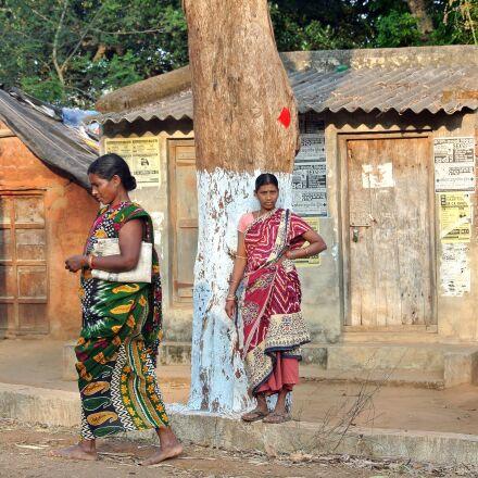 odisha, tribal, women, Nikon 1 J1