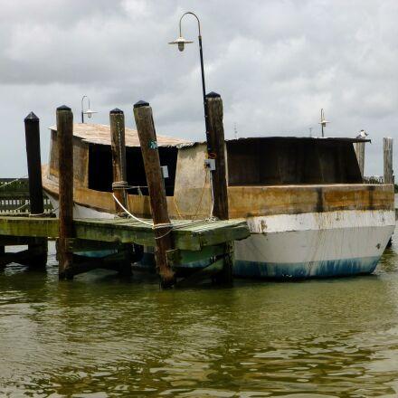 boat, water, ocean, Panasonic DMC-ZS20