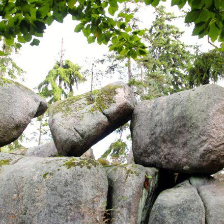 rock, landscape, seychelles, Canon EOS 600D