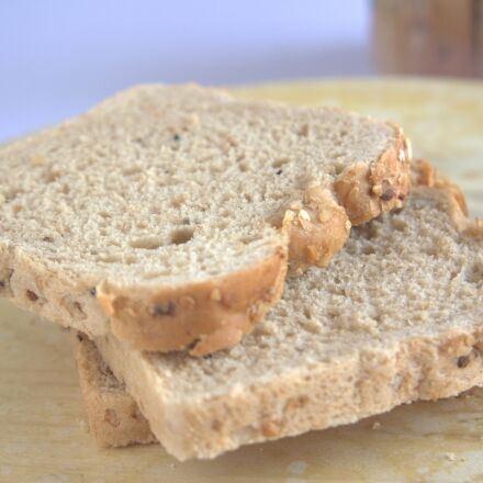 bread, food, breakfast, kitchen, Canon EOS 500D