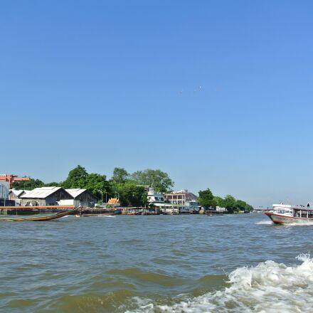 bangkok, thailand, river, Nikon 1 J1