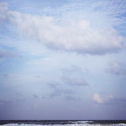 ocean, beach, s, Canon EOS 60D