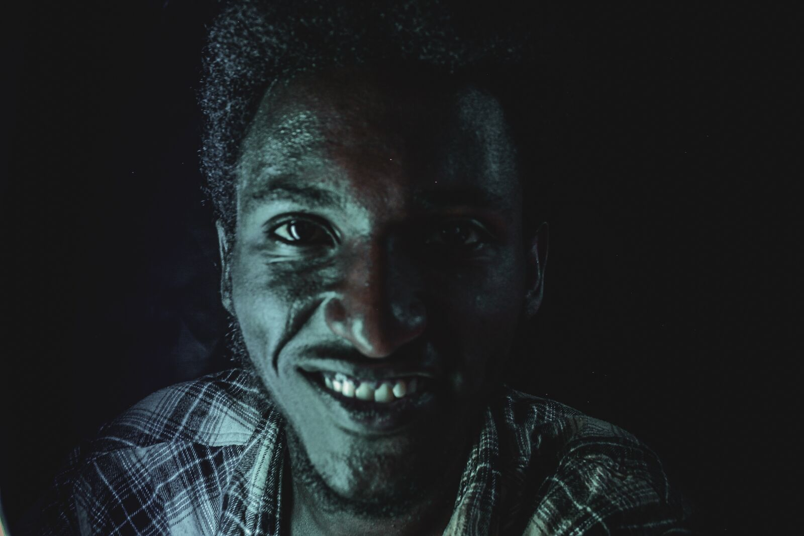 """Canon EOS 1100D (EOS Rebel T3 / EOS Kiss X50) sample photo. """"Smile, ethiopia, self portrait"""" photography"""