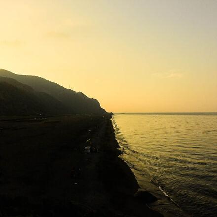 beach, love, swim, Nikon 1 V2