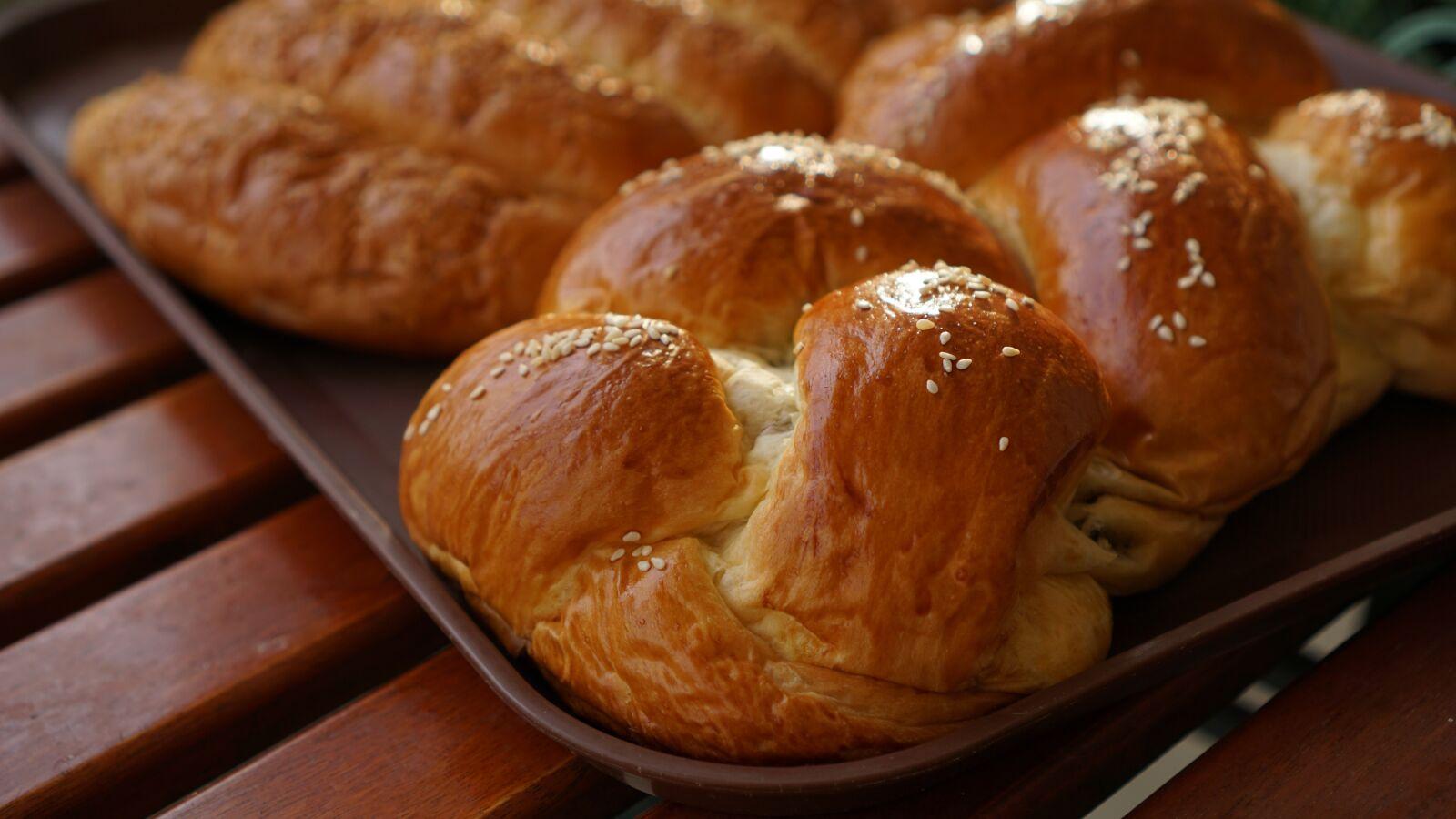 "Sony a6000 sample photo. ""Bread, bakery, food"" photography"