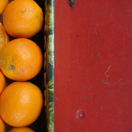 fruit, oranges, contrast, Panasonic DMC-LZ5