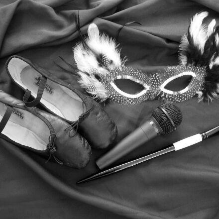 theater accessories, micro, dance, Canon POWERSHOT A520