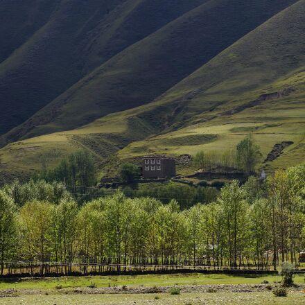 sichuan, xinduqiao, the scenery, Sony SLT-A99V