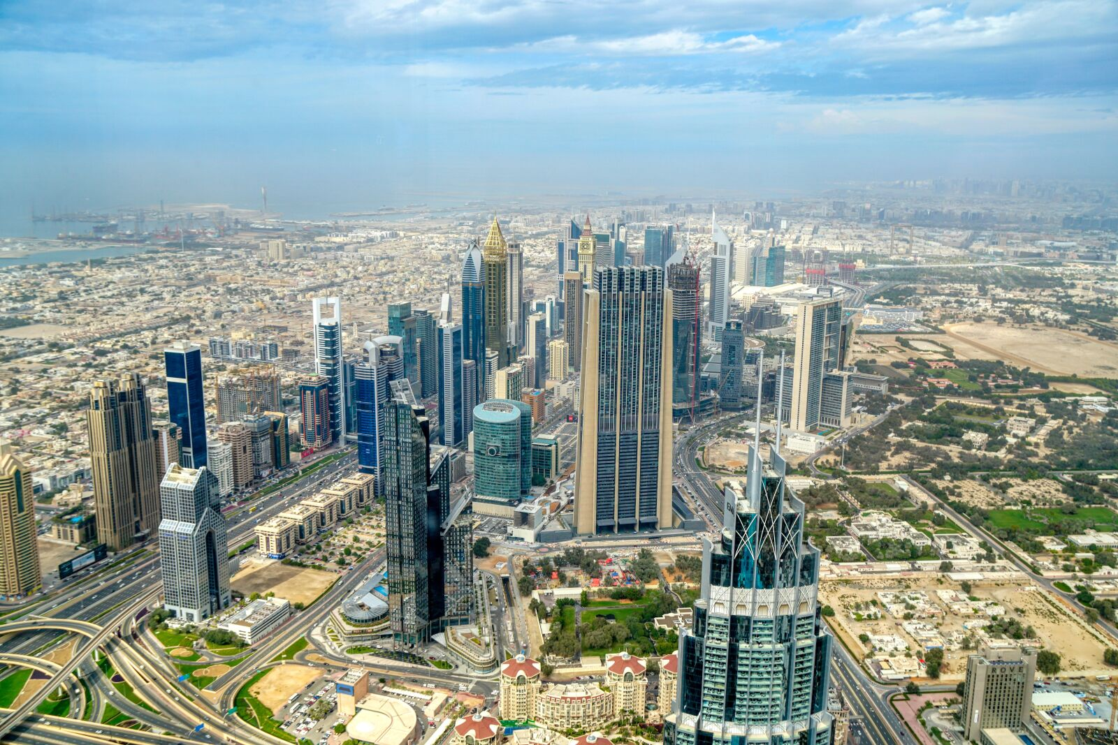 "Sony a6500 sample photo. ""Dubai, city, skyscraper"" photography"