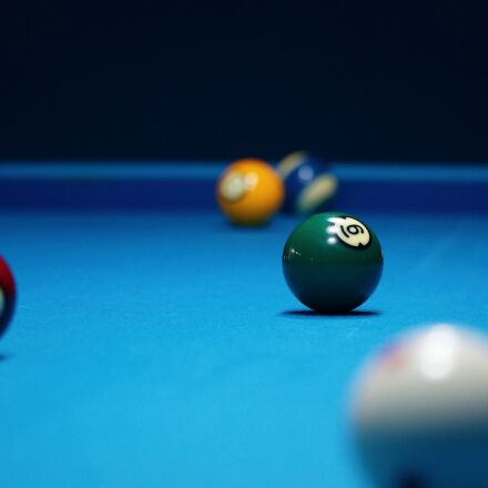 billiards, play, table, Sony ILCE-6000