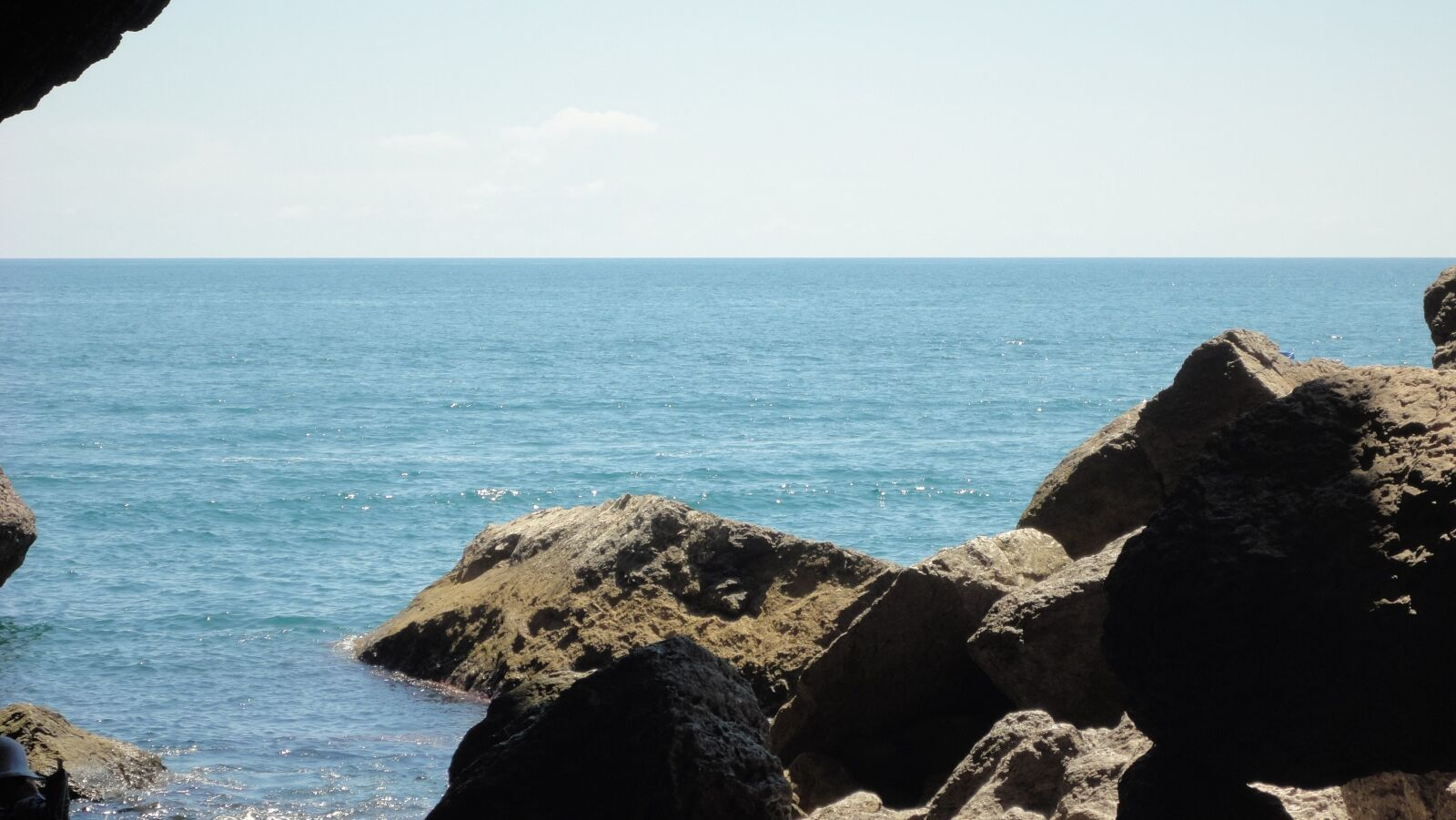 "Sony DSC-W350 sample photo. ""Sea, crimea, landscape"" photography"