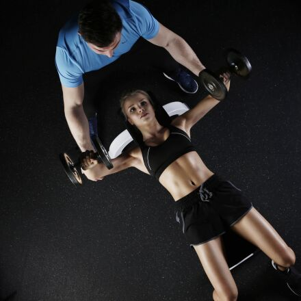 sport, strength training, woman, Canon EOS 6D