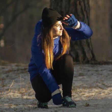 outdoors, woman, girl, Canon EOS 1100D
