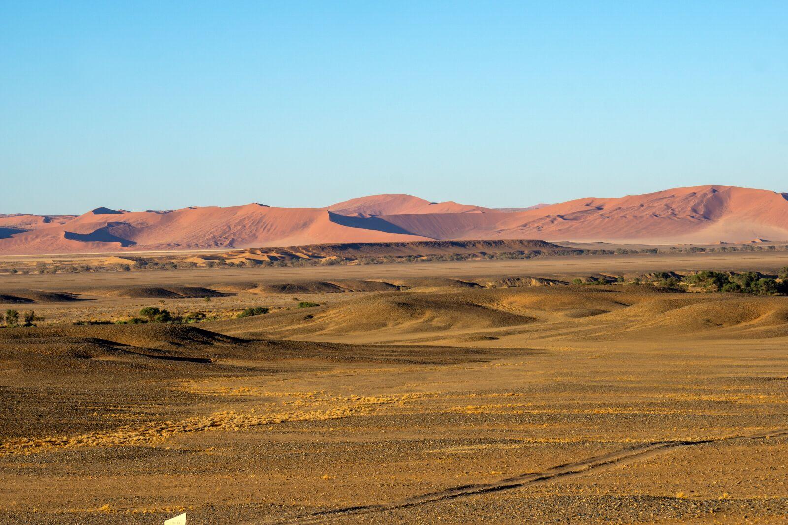 "Sony a6000 sample photo. ""Desert, dunes, sand"" photography"