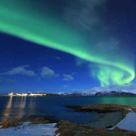 northern light, norway, arctic, Canon EOS-1D X